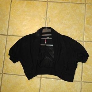 Jackets & Blazers - Half Sweater Short Sleeves knit